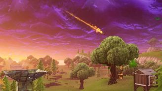 Videos Show Meteors Are Finally Hitting 'Fortnite' And Epic Games Teases Superheroes In Season 4
