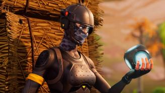 'Fortnite' Now Features Port-A-Fort Grenades That Instantly Build Defensive Bases