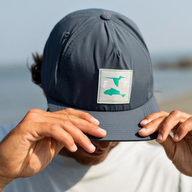 Free Fly Low Tide Snapback Hat