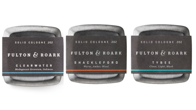 fulton and roark solid colognes