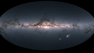 Stunning 3-D Map Of 1.7 Billion Stars In The Milky Way And Will Blow Your Mind
