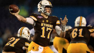 The Buffalo Bills Are Reportedly Ready To Trade An Insane Amount Of Draft Picks For Josh Allen