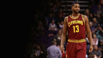 Cavs' Tristan Thompson Gets Booed By Home Crowd In Cleveland