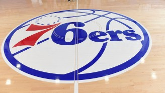 The 76ers Unveiled Their New Logo For The Playoffs And It Is Badass