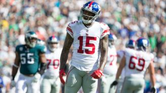 Brandon Marshall Gets Cut By Giants Day After He Openly Mocked Dez Bryant By Saying Team Didn't Have Room For Him
