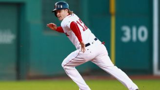 Red Sox Shortstop Brock Holt Admits He Made A Business Decision And Wanted No Part Of The Yankees' 'Big Guys' During Brawl