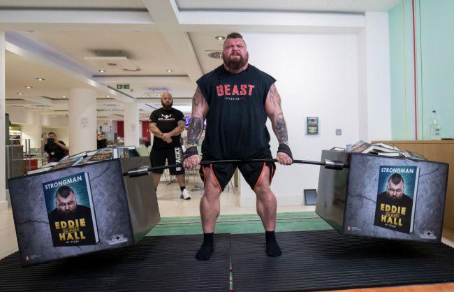 Eddie Hall World's Strongest Man