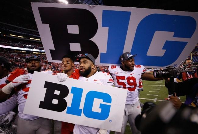 ohio state not leaving big ten