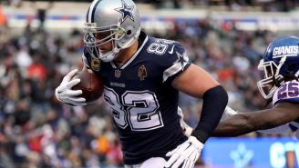 Report: Longtime Cowboys Tight End Jason Witten To Retire To Work On 'Monday Night Football'