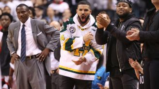 Kelly Oubre Jr. Reacts To Being Called A 'Bum' By Drake During Game 2 Of Raptors-Wizards Series