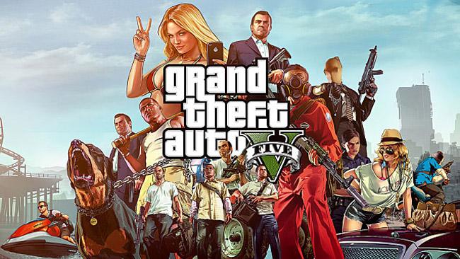 Grand Theft Auto V 5 Money