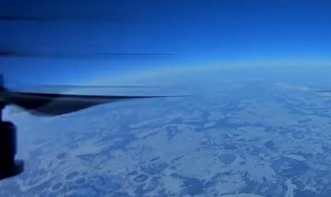 Watch This Russian Hobby Drone Reach 33,000 Feet