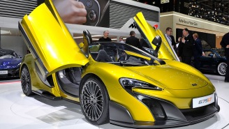 Here's How McLaren Uses Virtual Reality To Design Its Ridiculously Awesome Supercars