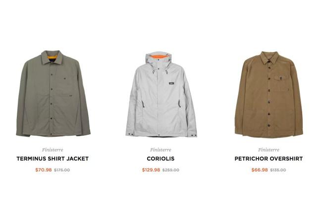 Huckberry Outwear Sale 3
