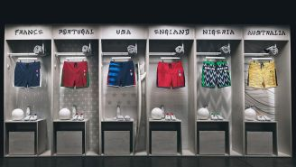 Board Shorts SZN: Nike's Surf Arm Hurley Just Launched Their World Cup National Team Collection