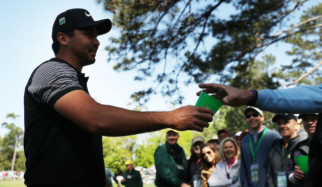 jason day beer cup the masters