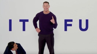 John Cena Delivers A Powerful PSA To Combat Something We've All Dealt With While Driving