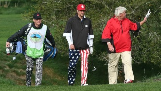Here's The Story About How John Daly Convinced Kid Rock To Start Playing Golf