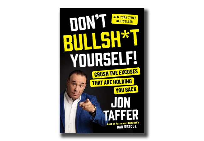 Jon Taffer New Book