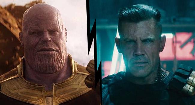 Josh Brolin Who Preferred Thanos Cable