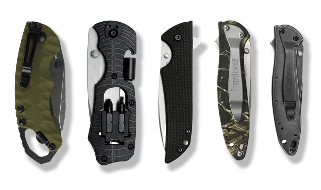 Kershaw Knives New