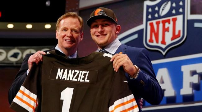 List Of NFL Draft Prop Bets