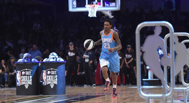 Lou Williams Game Day Routine Diet