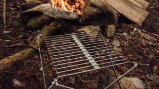 Save 10% On The Portable Grill That Can Go Absolutely Anywhere