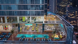 $300 Million Margaritaville Hotel With Rooftop Pool And Many Bars Coming To Times Square In NYC