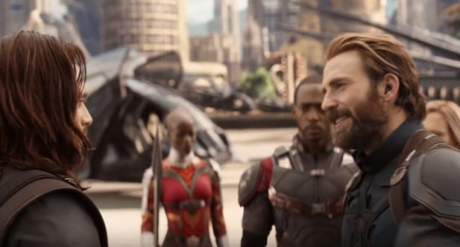 Marvel Phase 4 Movie Theories