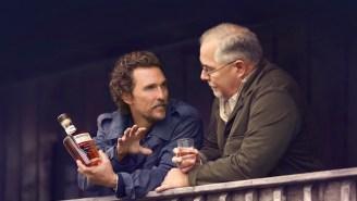Matthew McConaughey Has His Own Line Of Whiskey Thanks To Wild Turkey