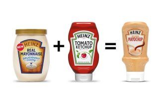 Heinz Is Letting You Decide If America Gets Mayochup, Hybrid Condiment Of Mayonnaise And Ketchup
