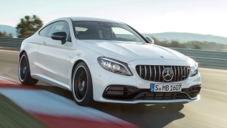 The New Mercedes-AMG C 63 Models Combine Power, Performance And Luxury Like Few Others