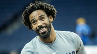 The Grizzlies Trading Mike Conley Just Made The Western Conference A Whole Lot More Interesting