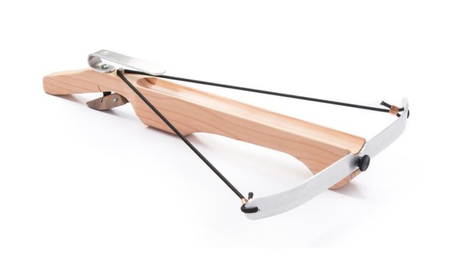 MMX Vancouver's Marshmallow Crossbow