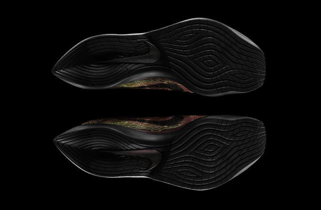 Nike 3D-Printed Uppers Flyprint Shoes