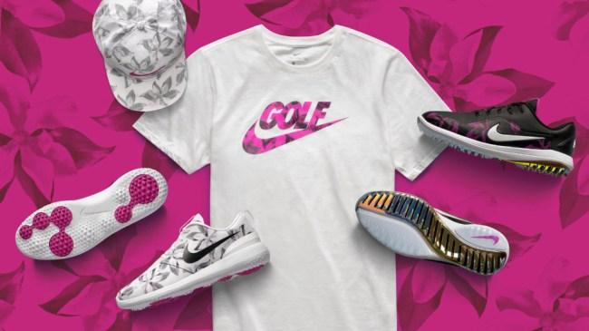 Nike Golf Magnolia Print Pack