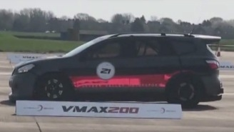 This 2,000 HP Nissan Qashqai Just Set A Record For 'World's Fastest SUV' By Hitting 237 MPH