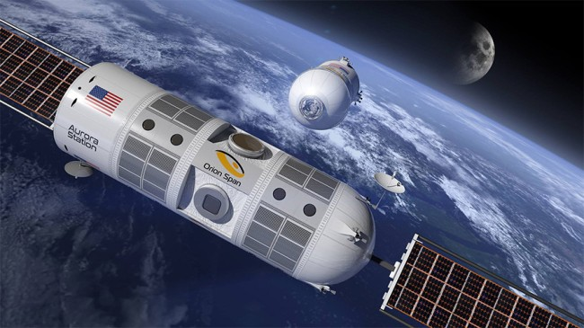 orion span space hotel