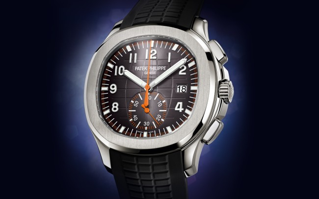 Patek Philippe Aquanaut Chronograph 5968A-001 black