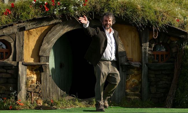 peter jackson lord of the ring hobbiton
