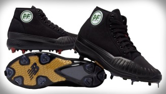PF Flyers, New Balance Created Limited Edition Cleats For The 25th Anniversary Of 'The Sandlot'