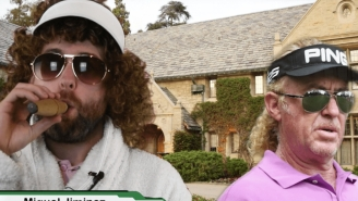 This Guy Hilariously Nails Impressions Of Your Favorite Golfers At The Masters