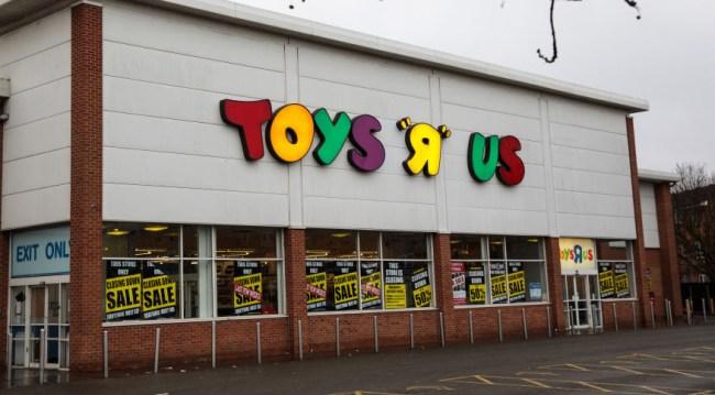 Police Shut Rave Abandoned ToysRUs Store