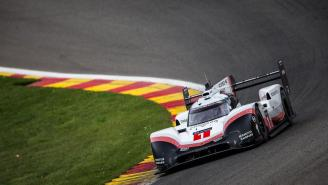 Porsche 919 Hybrid Evo That's Been Cranked Up Past Racing Regulations Is Faster Than An F1 Car