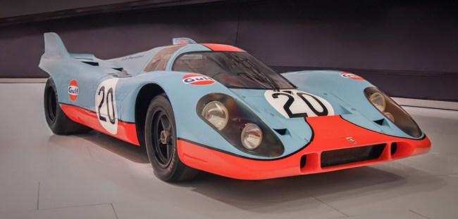 Porsche Top Five Most Iconic Race Cars 917 KH