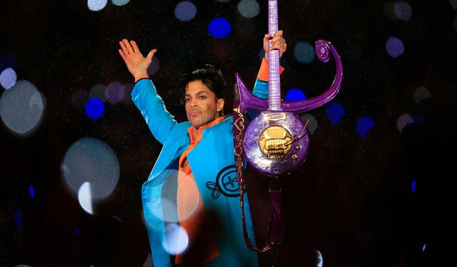 Prince recording Nothing Compares 2 U