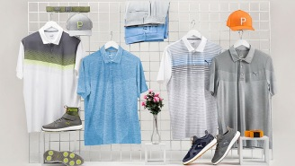 Rickie Fowler's Puma Golf Masters Scripting Is Once Again Right On Point, Here's How To Cop
