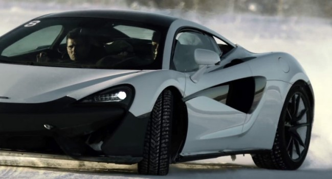Pure McLaren Arctic Experience Vacation Package