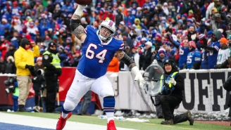 Richie Incognito Fires His Agent Via Twitter After Taking Pay Cut With Bills